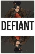 Defiant by robin346
