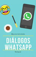 Diálogos WhatsApp by puracriatividade