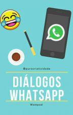 Diálogos WatsApp by puracriatividade