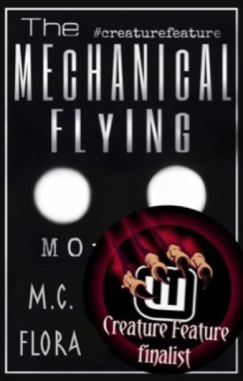 The Mechanical Flying Monster #CreatureFeature