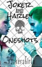 Harley Quinn And Joker Oneshots (Suicide Squad) by Salem_Drop