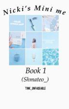 Nicki's mini me ( Shmateo ) by TinK_Unfadeable