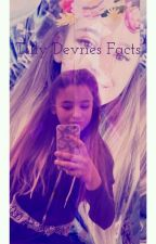 Tilly Devries Facts  by BambinoForever143bam