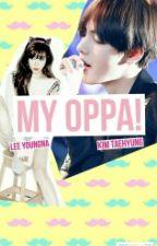 MY OPPA!(FF BTS KIM TAEHYUNG&SUGA BTS)+NC by putrivillasaa