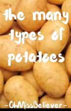 The Types Of Potato [Completed] by phanismyloife