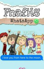 FnafHs WhatsApp» by GoldenKoko