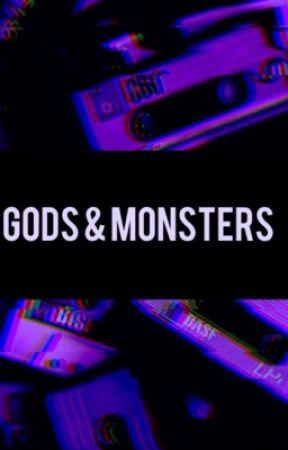 Gods & Monsters (Suicide Squad) by JessicaHarris924