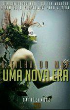 A Filha do Mar : O Que Surge Das Sombras... by gataLeandro