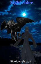 night rider by shadowrider676