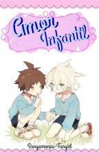 Amor Infantil ; KomaHina  by Danganronpa_Fangirl
