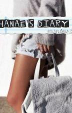 Hanae's Diary by SchrijfsterSouhir