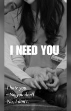 I Need You.// OITNB #Wattys2017 by _myguys_
