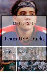 Team USA Ducks by TiffanySirochman