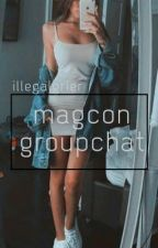 magcon groupchat by illegalgrier