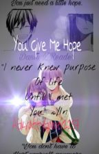 You Give Me Hope (Dante X Reader) by AGKraftyGamer2257