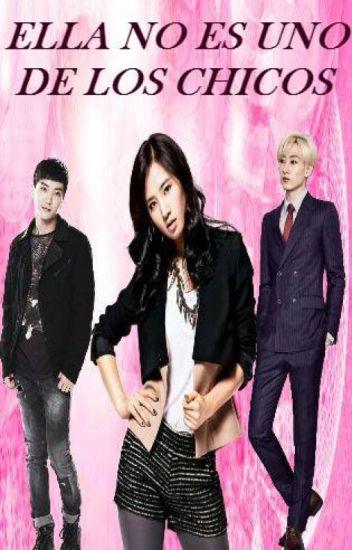 Ella Ya No Es Uno De Los Chicos Leeteuk, Eunhyuk Y ___