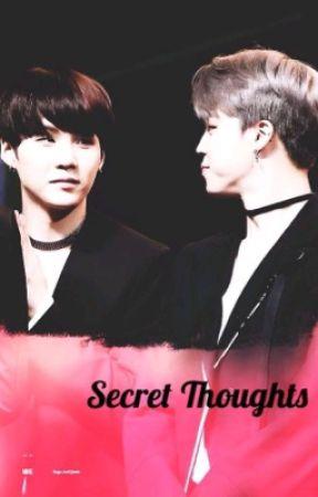 Secret Thoughts (Yoonmin) [#wattys2017] by PottorffValdez
