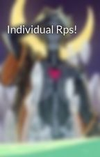 Individual Rps! by crankgameplays