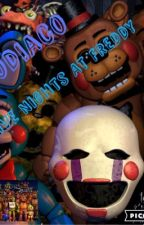 Zodiaco Five Nights At Freddy by Floraqm