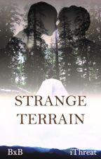 Strange Terrain by iThreat