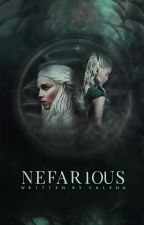 Nefarious ➳ T.Riddle by bbyvalena
