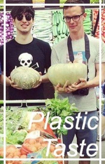 plastic taste || jojian