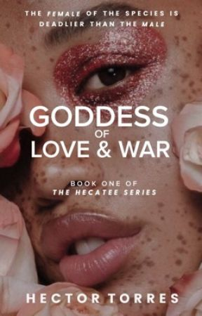 Goddess of War & Love by Hector-Torres