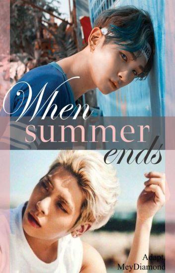 When Summer Ends, JongKey [ADAPTACIÓN]