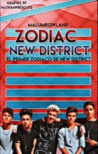 Zodiac |New District|  by -tumblrwaste