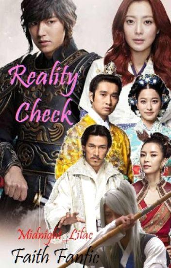 Reality Check - A Faith Fanfic (KDrama)