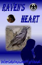 Raven's Heart by WorldsInsideMyHead