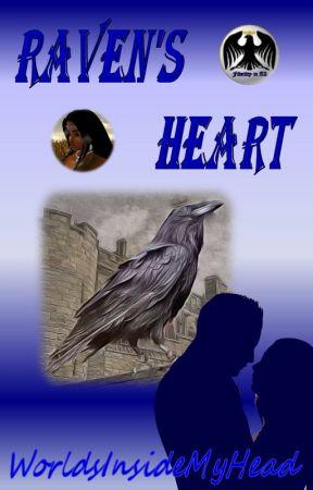 Raven's Heart  (𝓒𝓞𝓜𝓟𝓛𝓔𝓣𝓔) by WorldsInsideMyHead