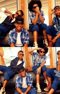 A Mindless Behavior Love Story (pg-13-rated r)