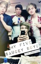 My five saucey boys ☙ by fuck_hemmings