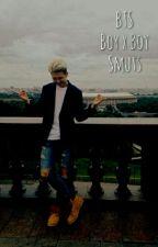 BTS BoyXBoy Smuts by yoongisland
