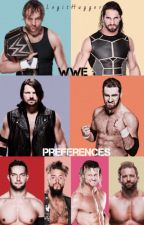 WWE Preferences {ON HOLD} by LegitHugger