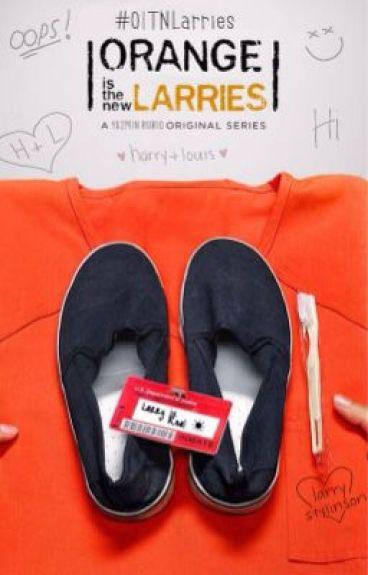 Orange is the new Larries #Wattys2016