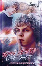 Evan Peters. =One Shots= by -hxllandpxters