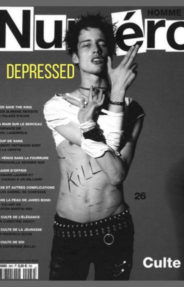 Depressed. // Ereri //