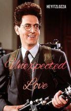Unexpected Love - a Egon Spengler fanfic (au) by HeyItzLozza
