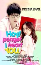 HOY ! PANGET I HEART YOU (COMPLETE) by ZhaneyFiel