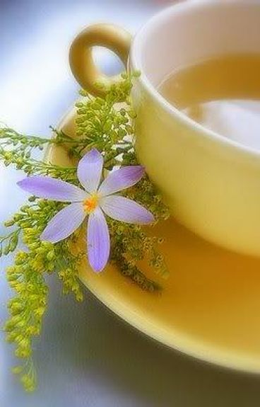 Tea and Violets