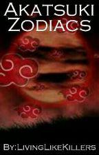 Akatsuki Zodiacs by LivingLikeKillers