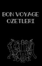 BON VOYAGE ÖZETLERİ by BTSGalaxyTurkey