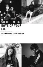 50 DAYS OF YOUR LIE (next) by mironova_polina1999