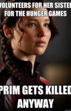 The hunger games memes and other stuff by jackthebosstwo