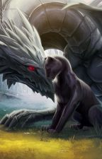 Panther and the Grey Dragon by BiancaEvans2