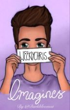 WeeklyChris Imagines || C.c by darkbloomed