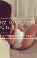 My Blue Eyed Baby  by suxxmm