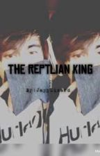 The reptilian King.  by ClearlyJayy